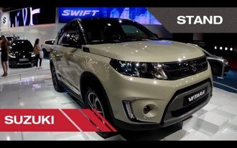 Stand Suzuki - Mondial Auto de Paris 2014