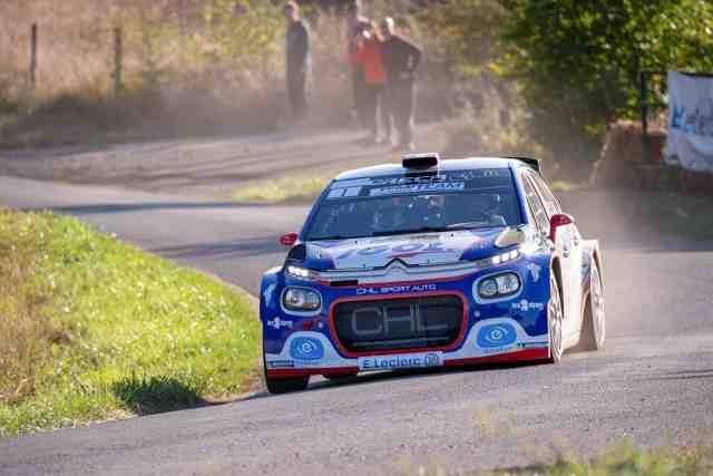 La saison des rallyes en France est terminée