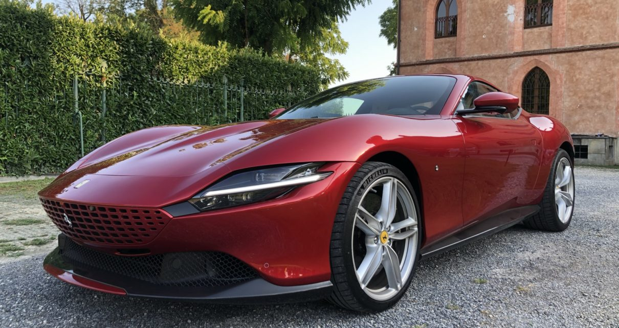 Essai Ferrari Roma, une Ferrari pas comme les autres