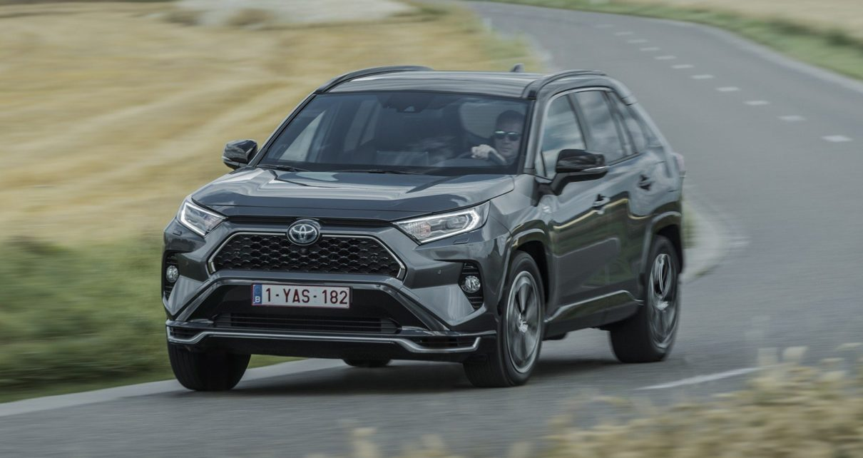 Essai et mesures du Toyota RAV4 hybride rechargeable