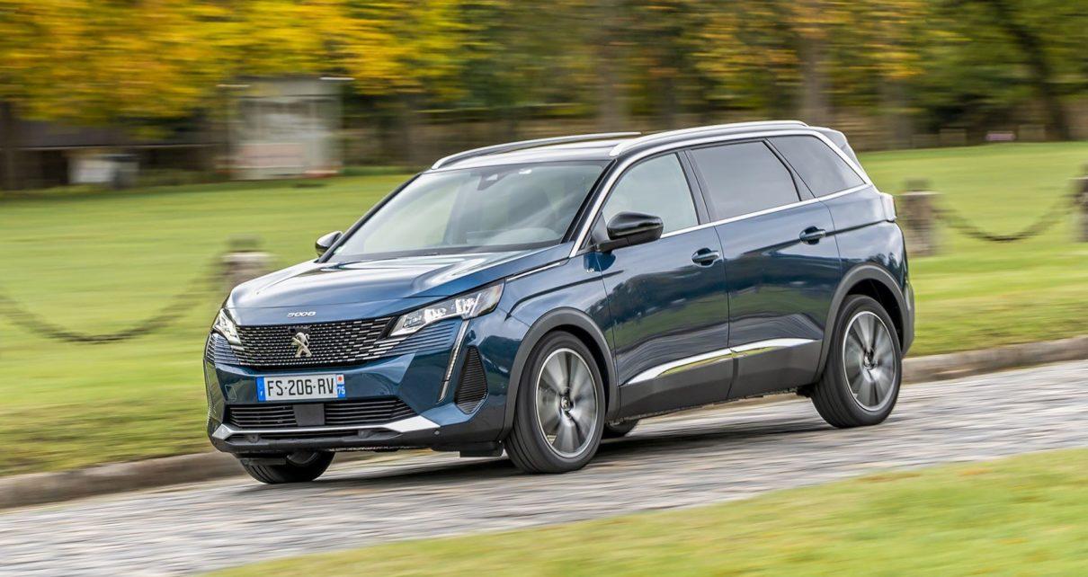 Peugeot 5008 2020 : Premières impressions à bord