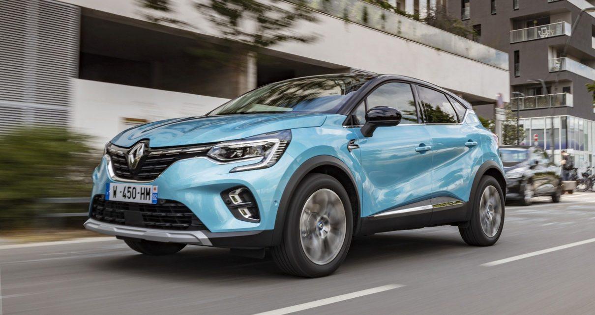 Renault Captur, Arkana et Mégane 2021 : nouveaux moteurs hybrides