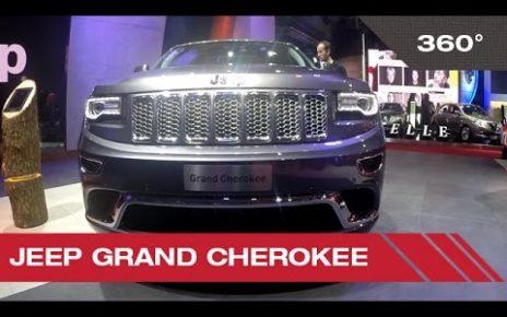 360° Jeep Grand Cherokee - Mondial Auto de Paris 2014