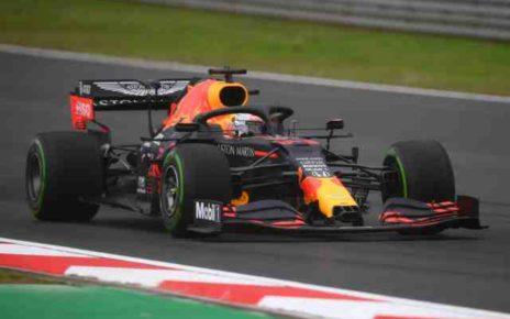 Sous la pluie, Max Verstappen signe le meilleur chrono des essais libres 3 à Istanbul