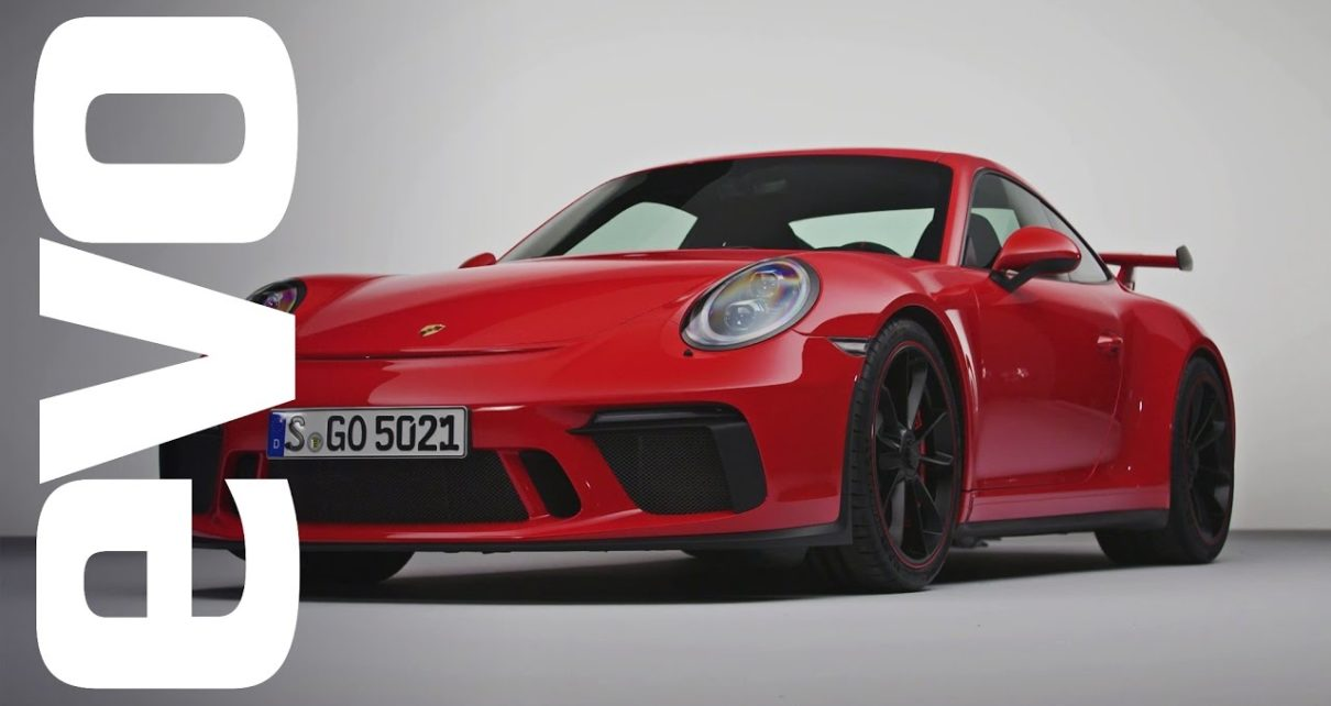 New Porsche 911 GT3 exclusive. Welcome back manual GT3