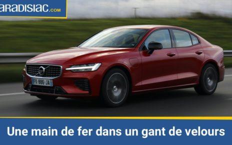 3 000 km en Volvo S60 T8 Twin Engine : le meilleur des deux mondes ?