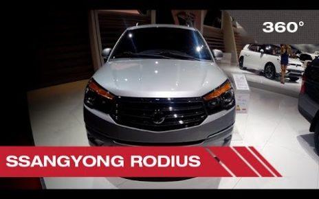360° SsangYong Rodius- Mondial Auto de Paris 2014