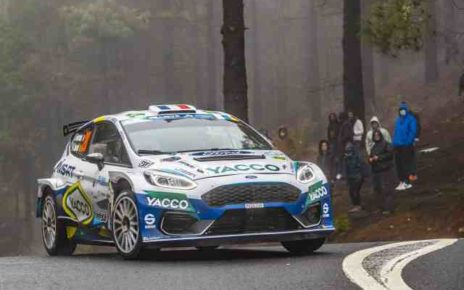 Championnat d'Europe des rallyes: Fourmaux vainqueur, Lukyanuk champion