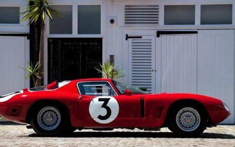 Bizzarrini relancé par d'anciens pontes d'Aston Martin