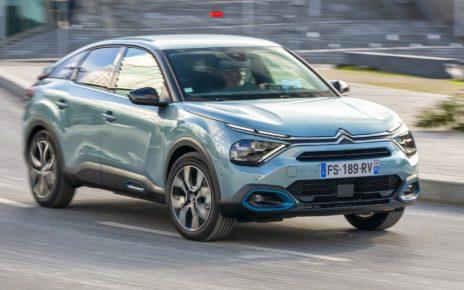 Essai de la Citroën C4 électrique ë-C4