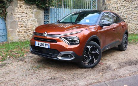 Essai des Citroën C4 et ë-C4 : à hauteur de chevrons