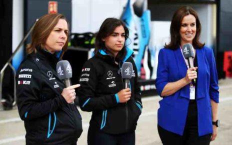 La W Series au Grand Prix de France et en F1