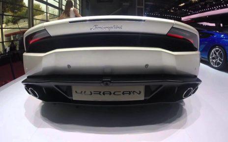 360° Lamborghini Huracan - Mondial Auto de Paris 2014
