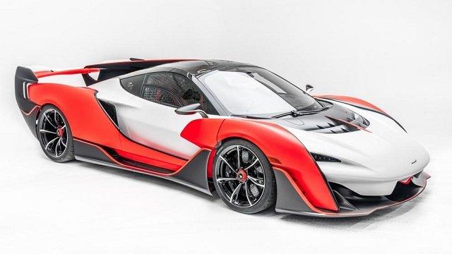 McLaren Sabre, une supercar au style tranchant