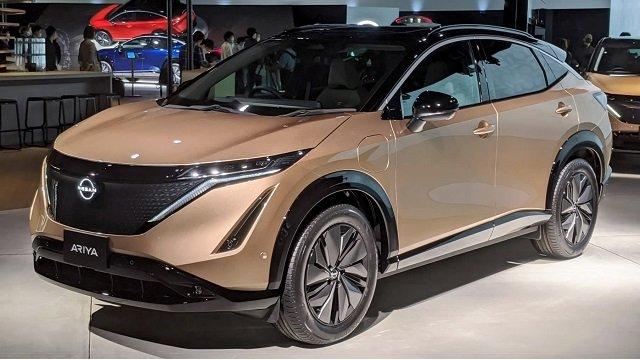 Nissan: l'Ariya ne sera pas made in UK, mais made in Japan