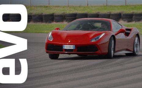 Ferrari 488   evo LEADERBOARD