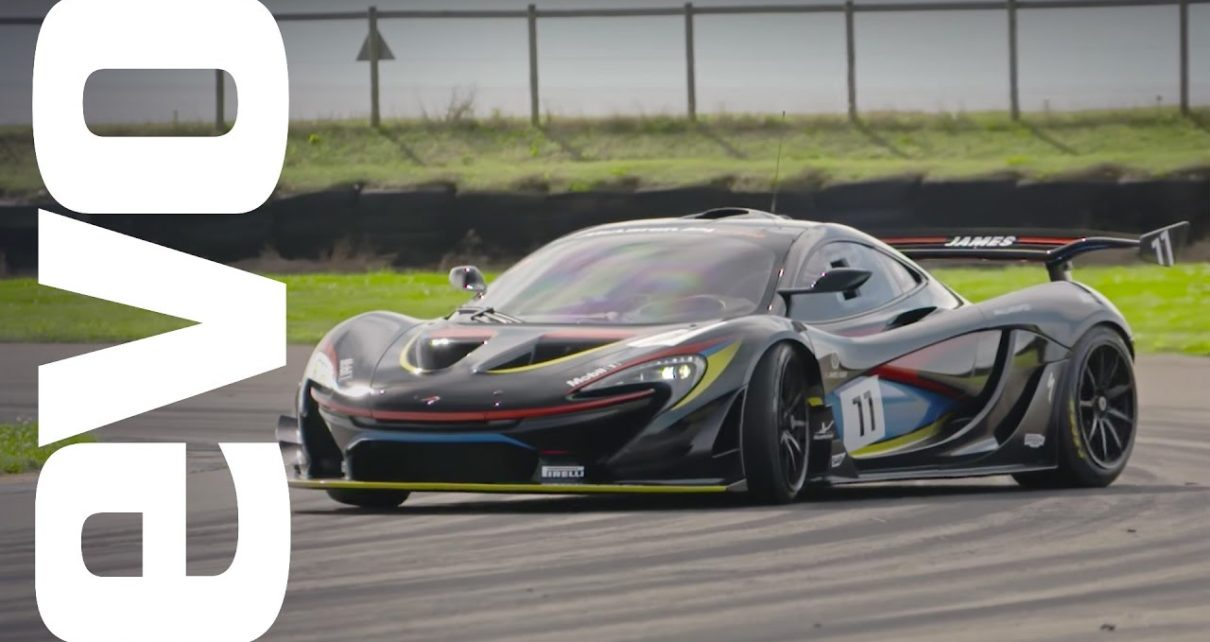 McLaren P1 GTR   evo LEADERBOARD