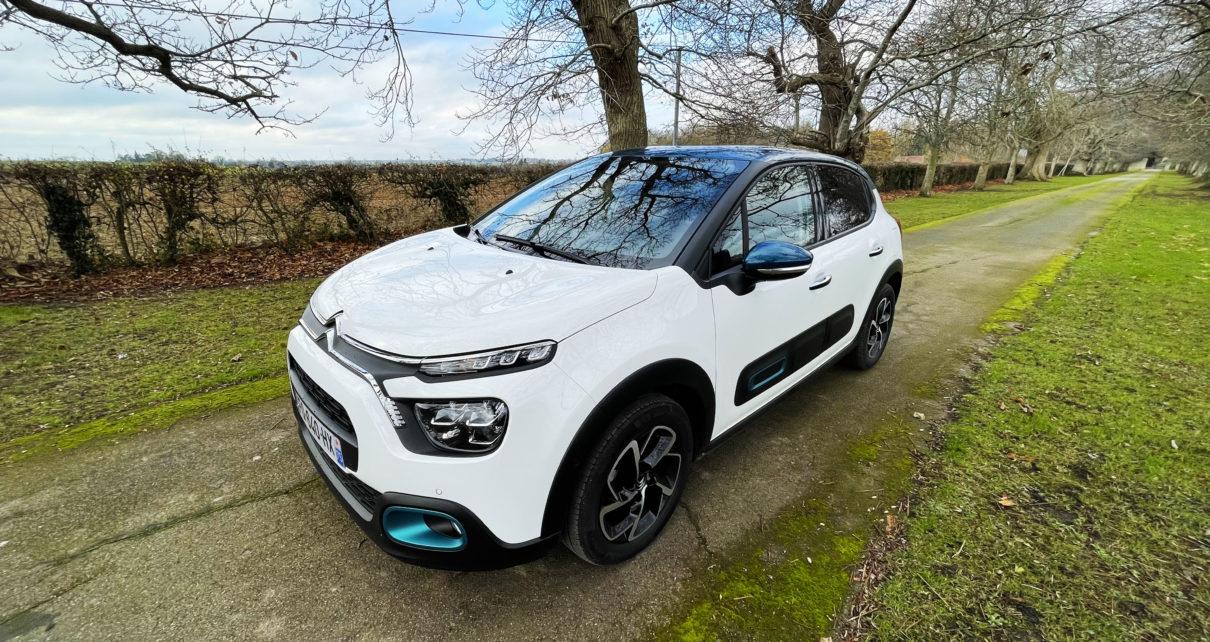 Essai Citroën C3 restylée : lifting léger