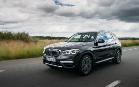 Essai BMW X3 xDrive 30e PHEV : petite leçon d'hybridation