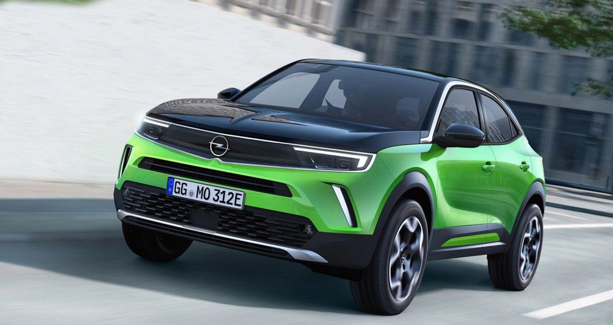 L'Opel Mokka-e électrique sera bien disponible à partir du 1er mars 2021