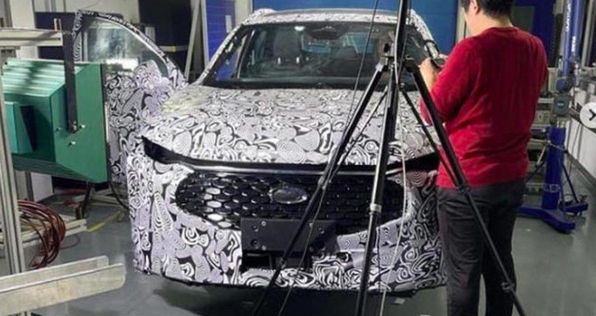 La prochaine génération de Ford Mondeo en fuite