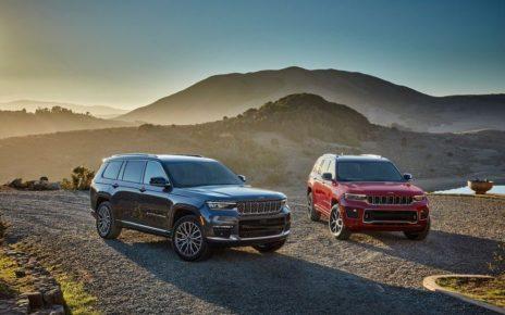 Le nouveau Jeep Grand Cherokee dévoilé aux Etats-Unis