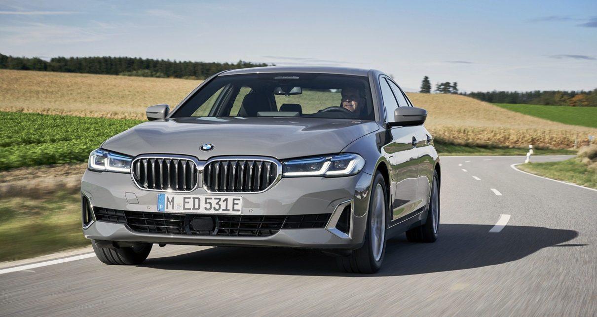 Nouvelle motorisation hybride rechargeable pour les BMW Série 3 et Série 5