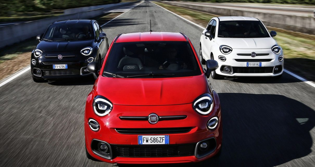 Un Fiat 500X Cabriolet pour bientôt ?