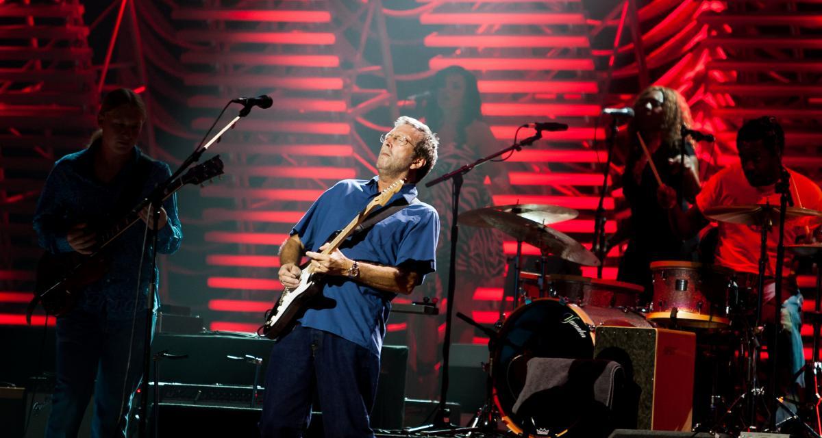 Un habitant de Perros-Guirec vient d'acheter l'ancien 4x4 Mercedes du guitariste Eric Clapton