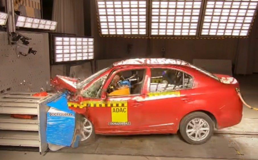 Une voiture électrique chinoise dangereuse mais homologuée pour l'Europe