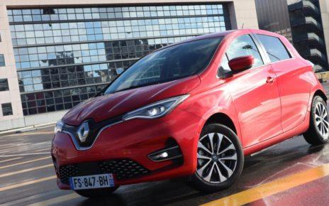 l'autonomie de la Renault Zoé à l'épreuve d'une journée chargée