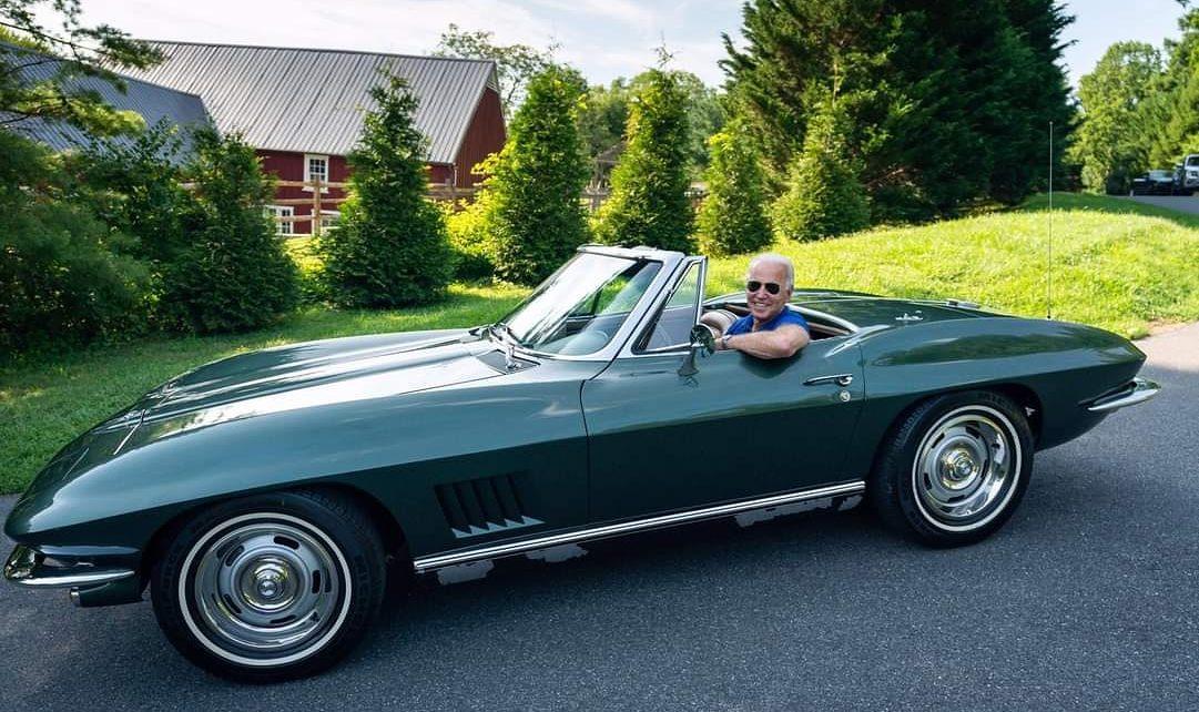 les voitures du 46ème président des USA (images et vidéo)