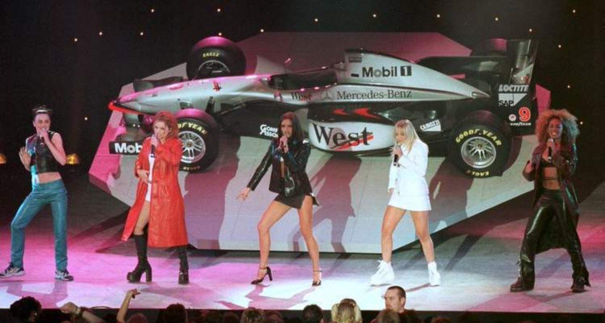 Les présentations F1 les plus inoubliables (images et vidéo)