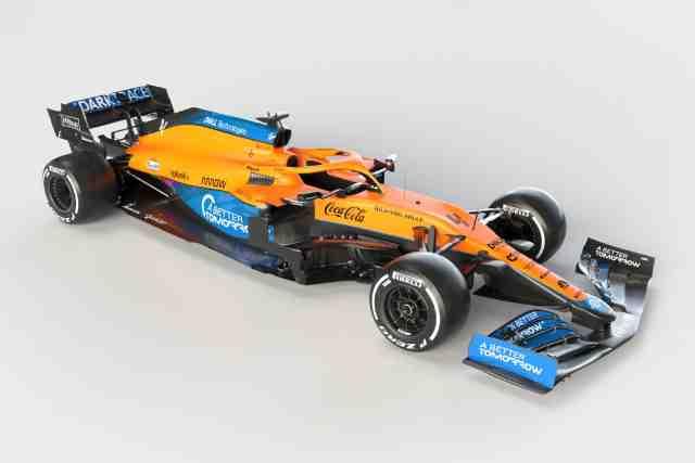 McLaren ouvre le bal des présentations pour la saison 2021 de Formule 1