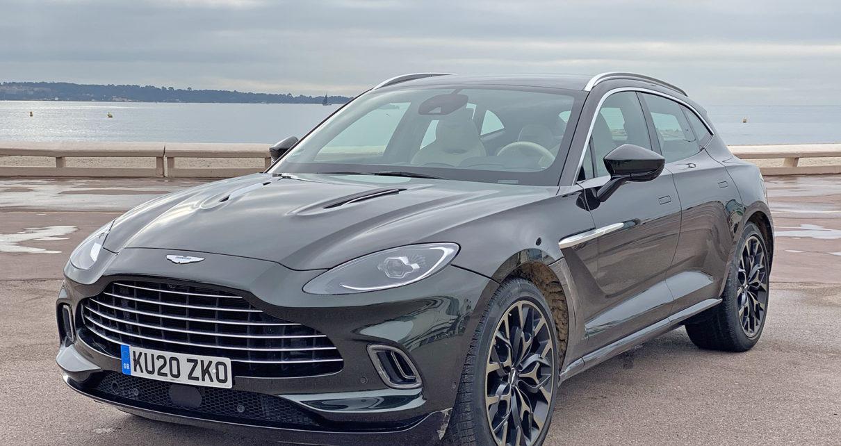 Essai Aston Martin DBX, le SUV GT préféré de James Bond