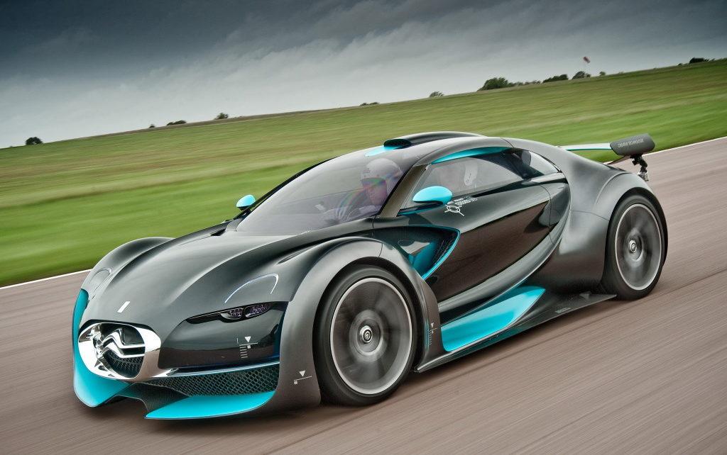 Citroën : le best-of des «concept-cars» (en images)