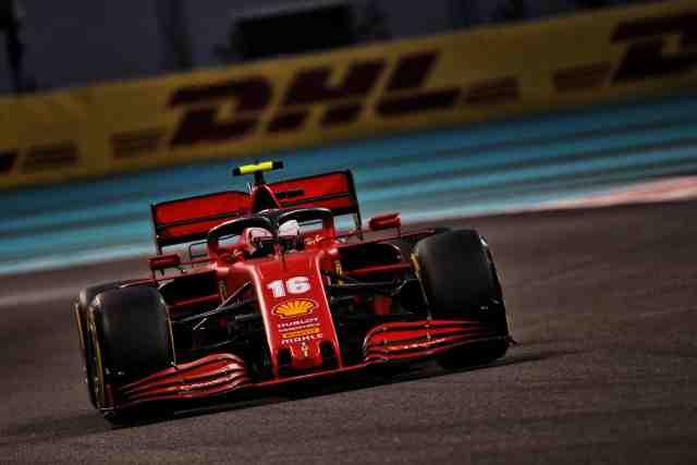 Charles Leclerc et Carlos Sainz vont rouler à Jerez pour tester des pneus