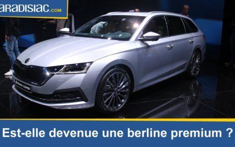 Skoda Octavia 2020 : est-elle devenue une berline premium ?