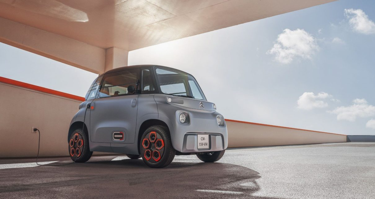 Campagne de rappel Citroën Ami pour corriger des problèmes de fiabilité