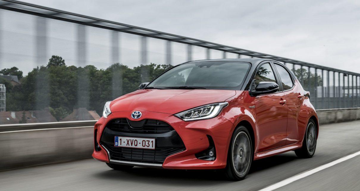 Les modèles hybrides de Toyota garanties 10 ans sous conditions