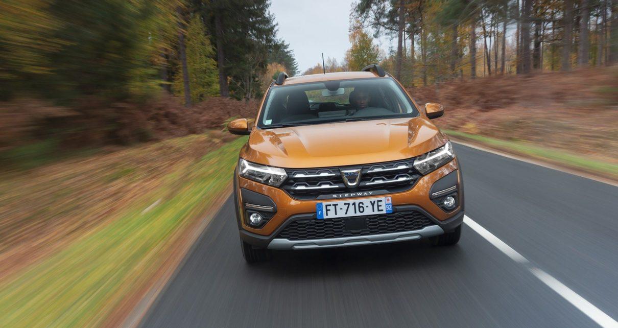Notre essai mesuré de la Dacia Sandero Stepway GPL