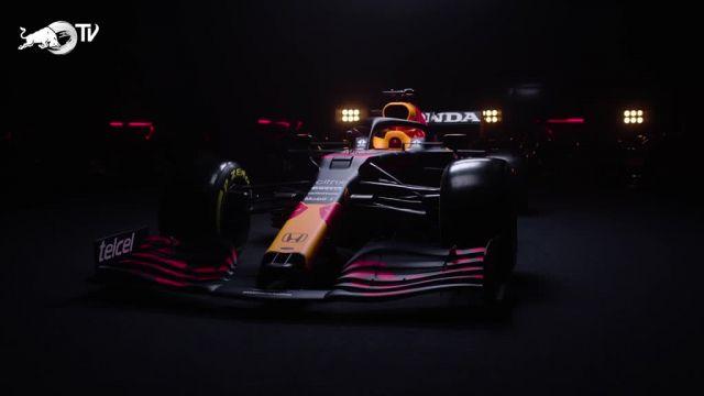 Red Bull a dévoilé sa nouvelle F1 pour 2021, la RB16B