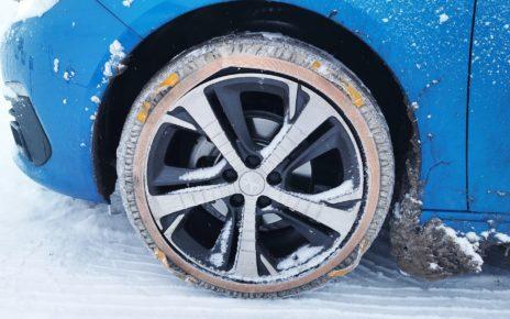 Test des chaussettes à neige XL Tools Perform à 40 €