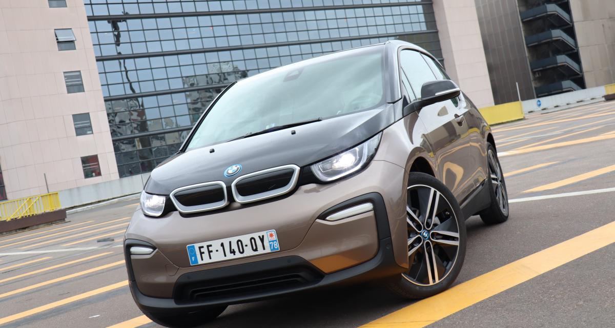 l'autonomie de la BMW i3 à l'épreuve d'une journée chargée