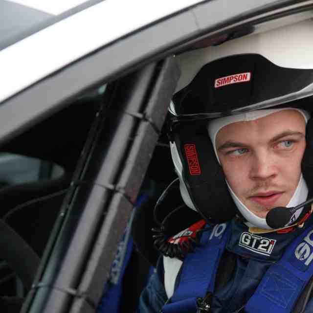 Thibaud Cellier lauréat du Rallye Jeunes FFSA