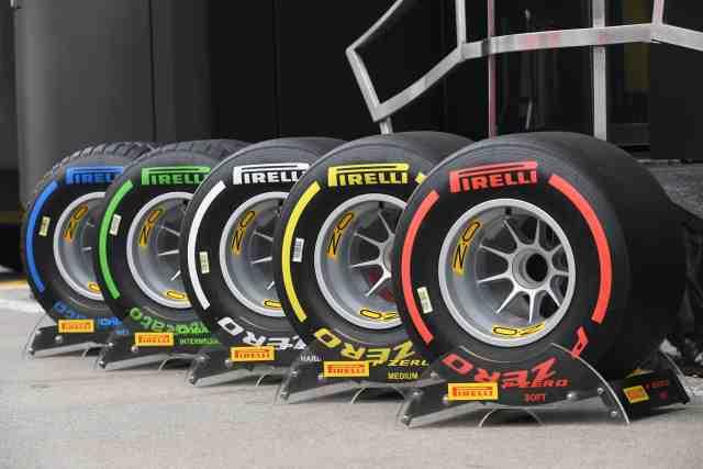 Pirelli fournisseur de pneus de la F1 jusqu'en 2024