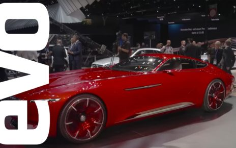 Mercedes AMG GT R - could this be the most exciting AMG ever? | evo MOTOR SHOWS