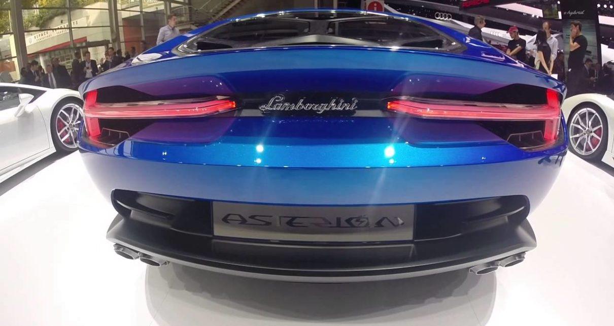 360° Lamborghini Asterion - Mondial Auto de Paris 2014