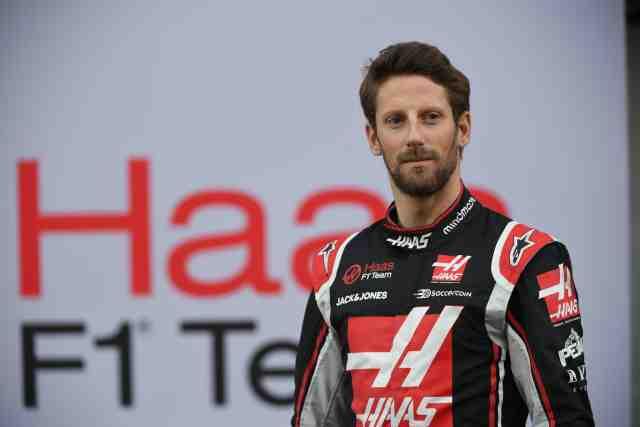 Romain Grosjean, consultant sur Canal+