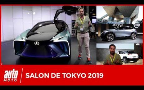 Salon de Tokyo 2019 : les nouveautés majeures et les concepts délirants